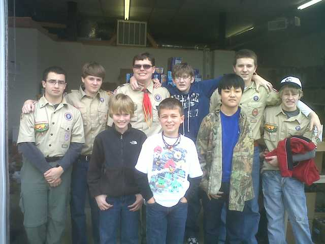 Cub Pack, Boy Scout 303