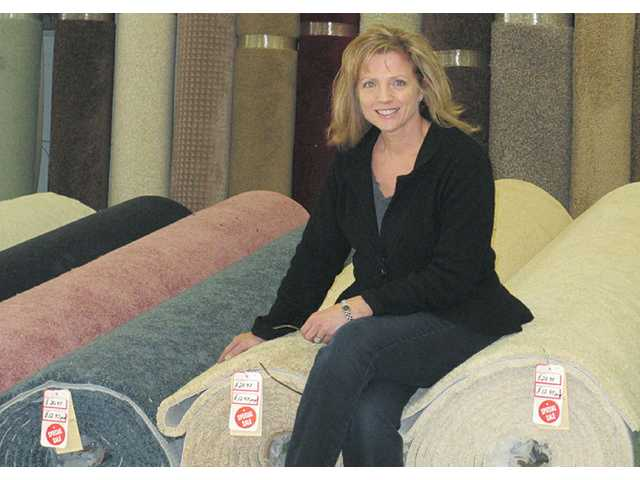 Whitley is new owner of Carpet Outlet Inc.