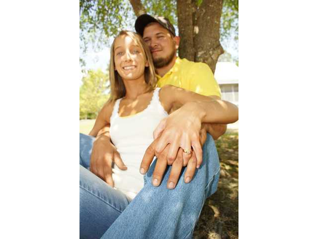 Miss Colvin,  Mr. Eubanks engaged