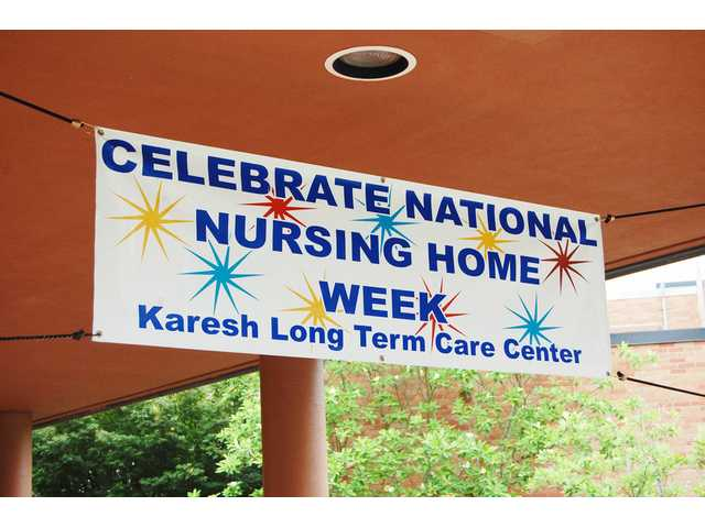 Nursing Home Week celebrated