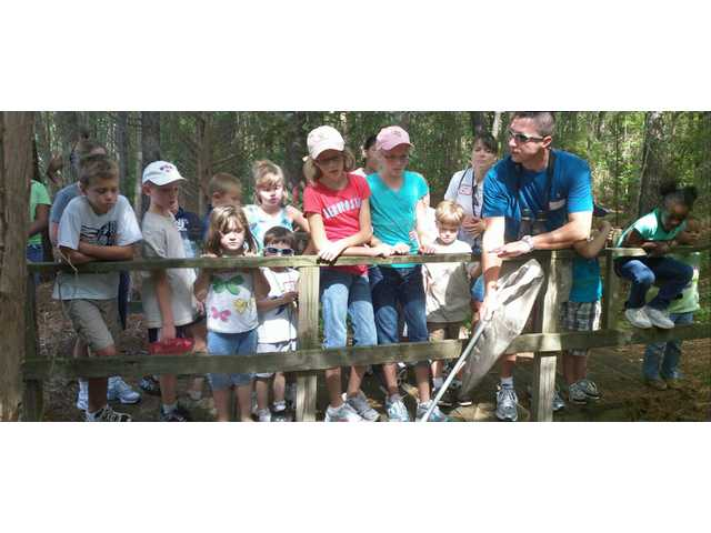 Register for 2012 Conservation Day Camp