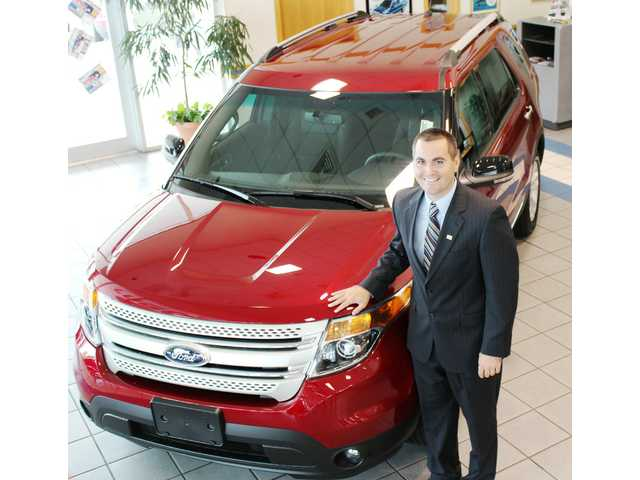 Magazine recognizes local dealer