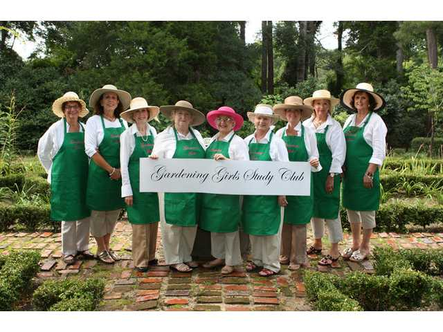 Gardening Girls Study Club