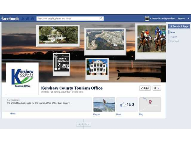 Tourism director looks to increase online presence