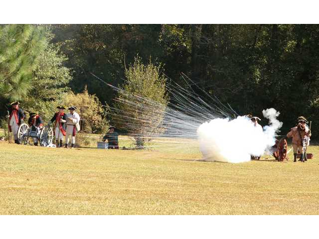 Revolutionary War Field Days, 2012