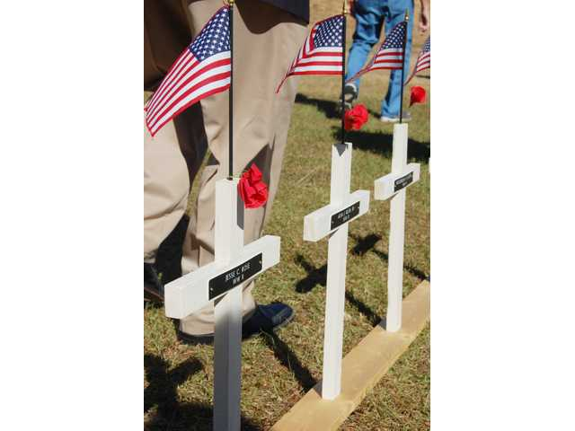 Post 17 hosts Veterans Day event
