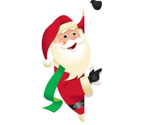 Santa Rides Through Lugoff