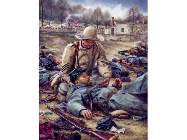 Civil War hero to be honored Saturday