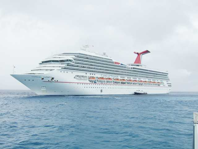 Camden native, wife return home after Carnival Cruise ship mishap