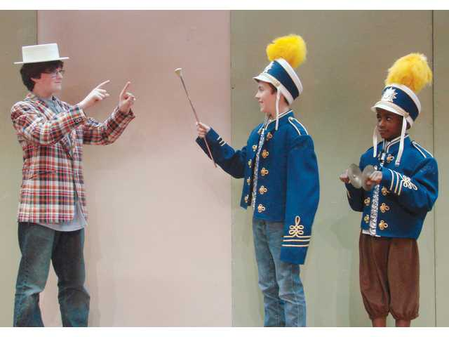 The Music Man, Jr. marches on to the FAC