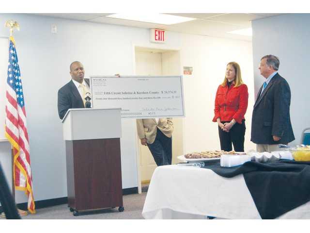 County Youth Arbitration Program celebrates success
