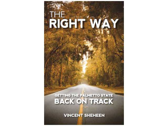Senator Sheheen book signing on Sunday