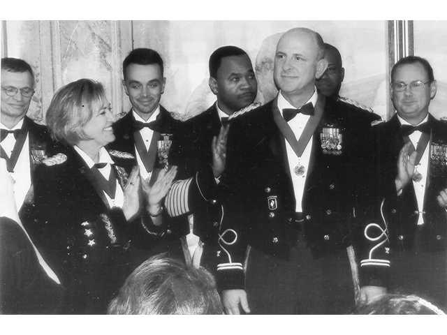 McKenzie earns Order of Military Medical Merit