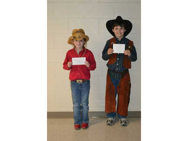 Midway Elementary kicks off Juniors Rodeo Weekend