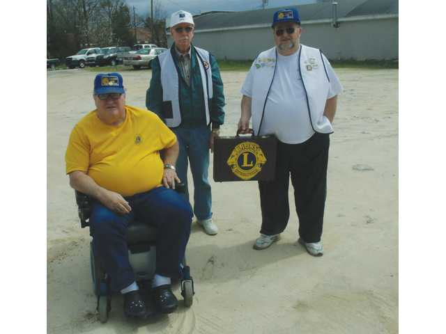 "Camden Lions Club ""Walk for Sight"""