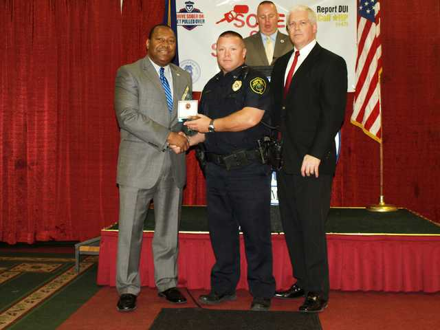 CPD officers awarded at ceremony