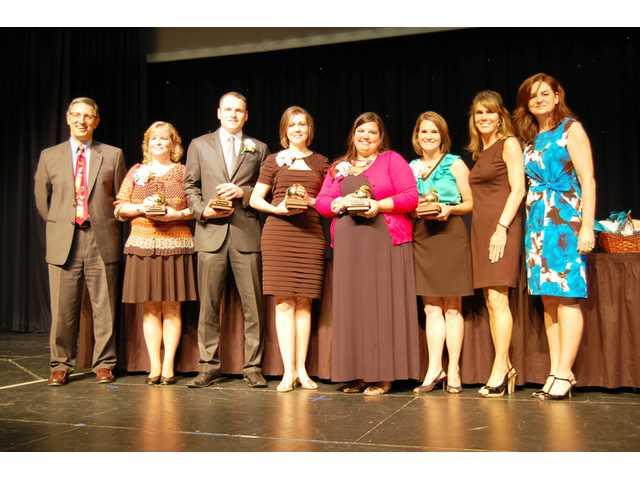 Leininger is 2013 KCSD Teacher of the Year
