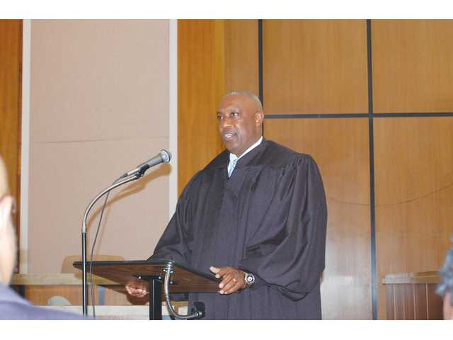 Magistrate swearing in