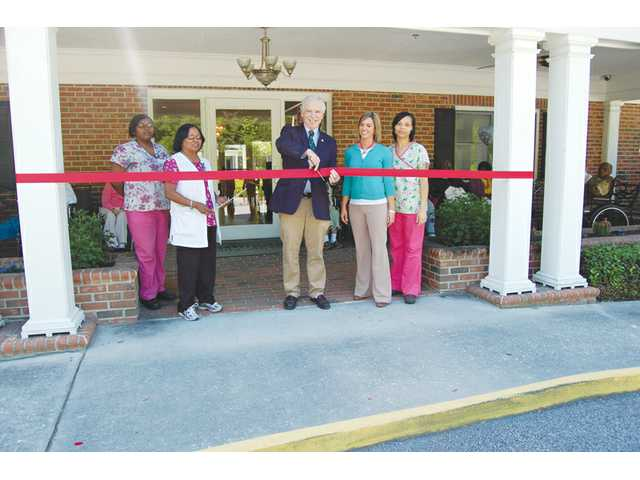 Celebrating National Nursing Home Week