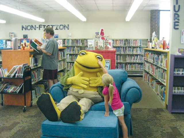 Summer reading fun at the Kershaw County Library