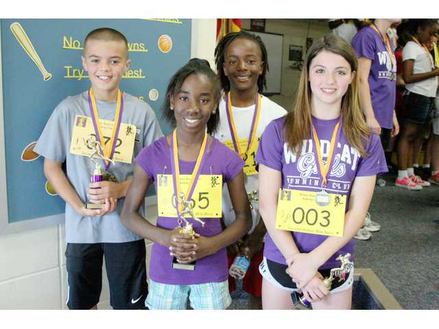 Blaney Elementary champions
