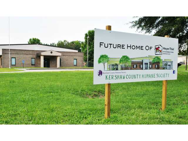 KCHS moving forward with plans for new adoption center
