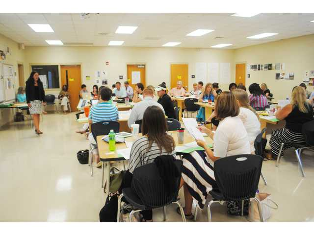 'Exceptional children' conference held at L-EMS