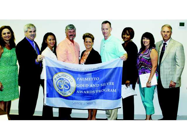KCSD schools earn Palmetto Gold and Silver