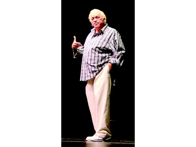 James Gregory, 'The Funniest Man in America,'returns to the FAC