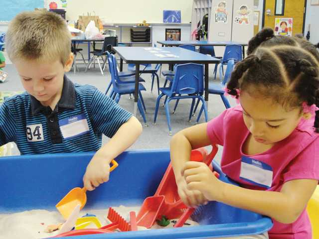 Learning fun at Wateree Elementary School