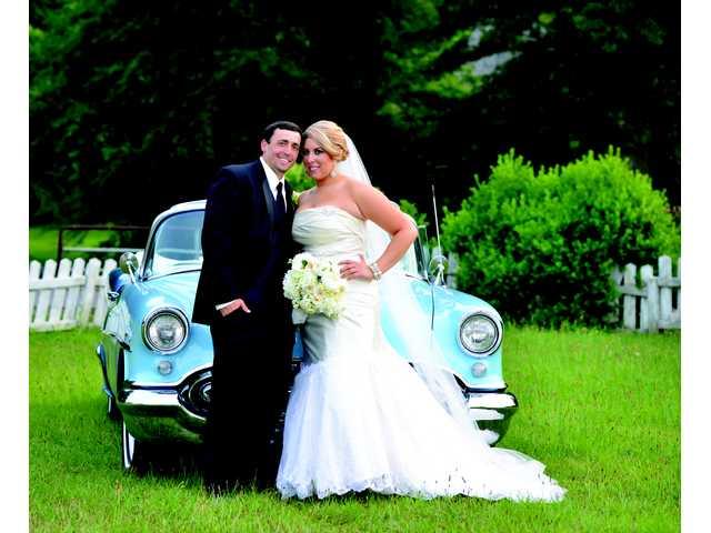 Miss Gardner, Mr. Richardson wed