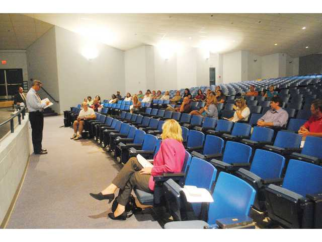 KCSD holds first Phase II public meeting