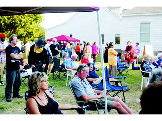 Chamber and FAC kick off Blues Festival