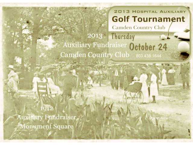 2013 hospital auxiliary golf tournament 'swings' into gear