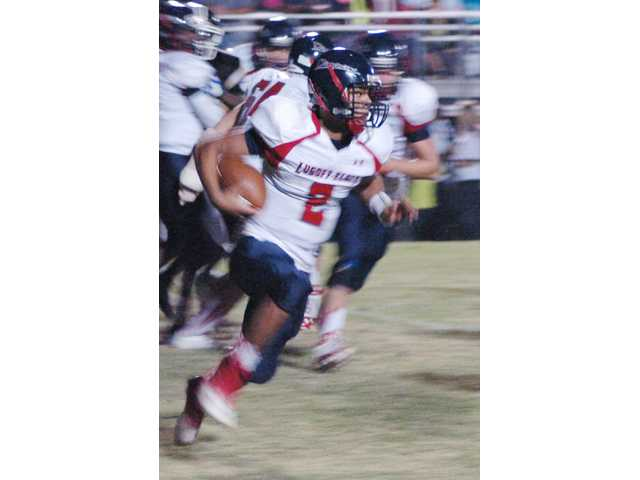 Demons celebrate homecoming and, end of a skid
