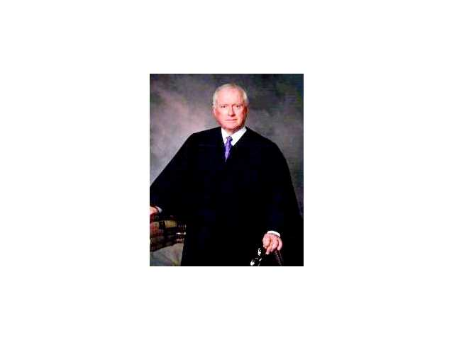 Judge Cooper presents life of Mendel L. Smith