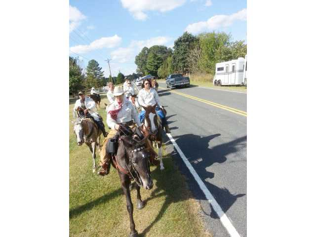 Local 'Our Barn' team participates in fundraising Ride to the Ride event