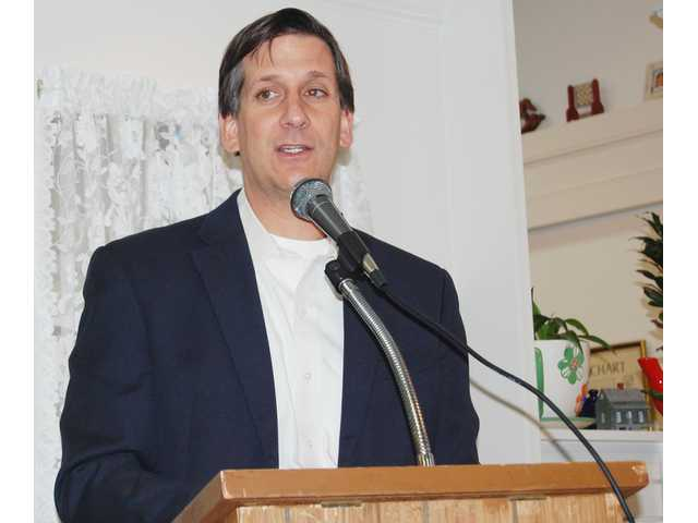 Sheheen speaks to Golden Club of Kershaw County