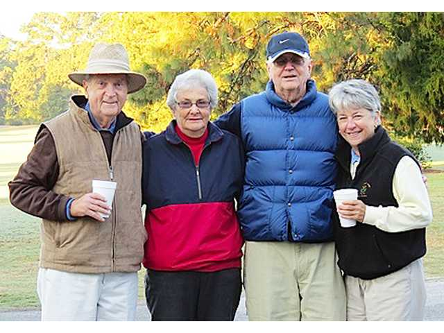 Cassidy Insurance wins Hospital Auxiliary golf tourney