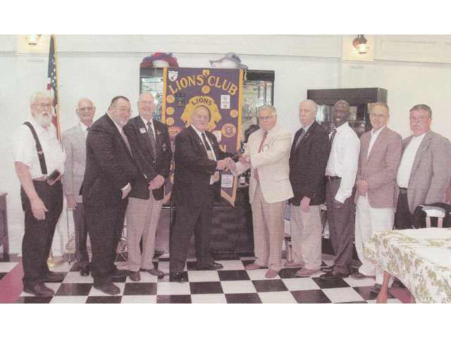 Camden Lions celebrate 67th anniversary and years of service