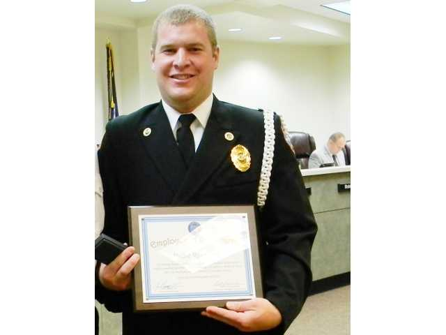 Reynolds named LCFS Employee of the Quarter