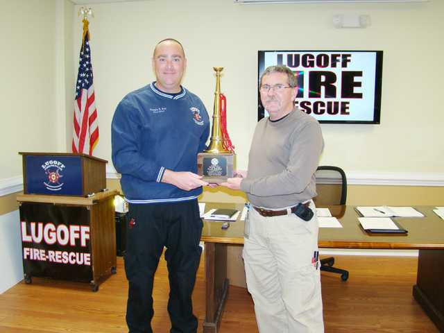 LFD receives and gives recognitions