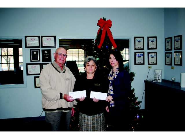 Lakeside Ministries donates to local charities