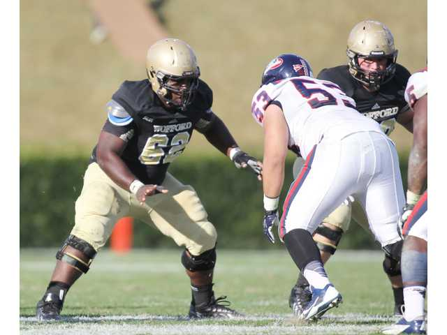 Singleton wins Rimington Trophy for FCS schools