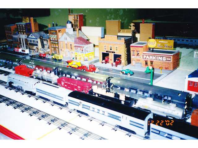 Holiday Toy Train Exhibit to open Saturday in Camden