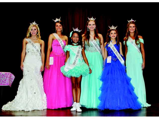 Little Miss, Teen Miss Camden-Kershaw County pageant winners crowned
