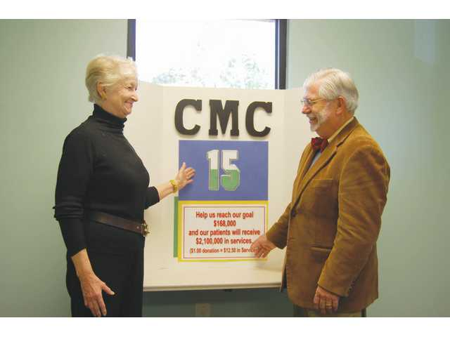 Community Medical Clinic celebrates 15 years of service