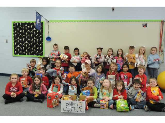School Photos -- 100 pet supplies for 100 days