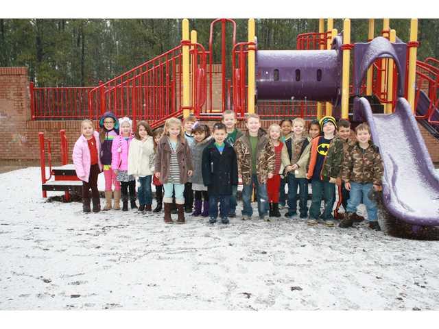 School Photos -- Let it snow