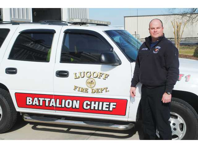 LFD welcomes battalion chief